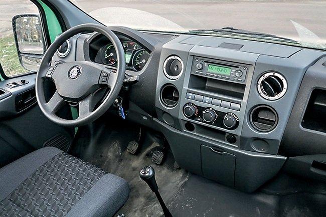 Обзор гармоничного авто - ГАЗель Next
