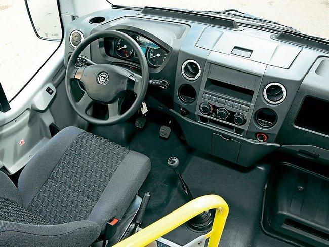 Обзор современного автобуса Газель Next