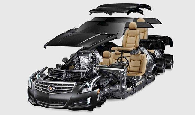 Cadillac ATS. Без внимания не останешься