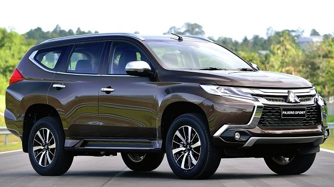 Новый Mitsubishi Pajero Sport III в роли флагмана компании