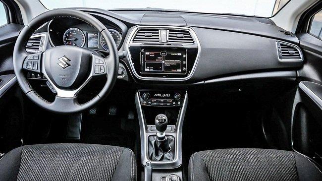 Возвращение обновленного Suzuki SX4