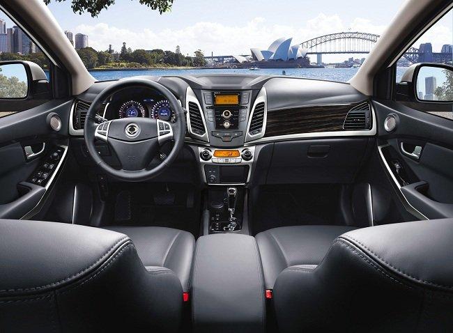 Новый SsangYong Actyon. Все ли корейцы делают хорошие автомобили?
