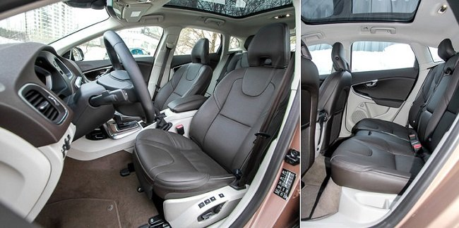 Умный гаджет в лице Volvo V40 Cross Country