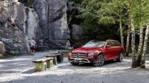 Оцениваем новый универсал Е-класса - Mercedes-Benz