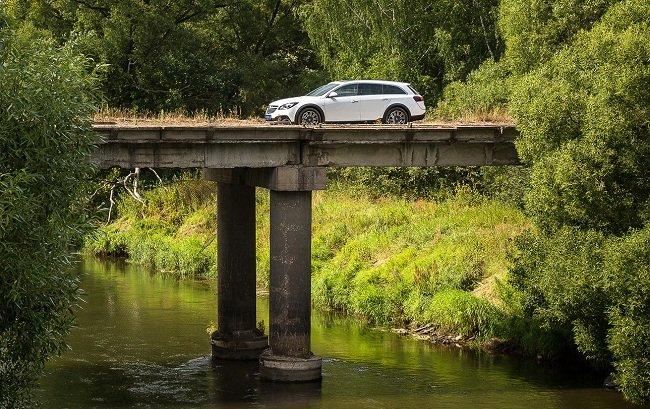 Тест-драйв внедорожного универсала в лице Opel Insignia Country Tourer
