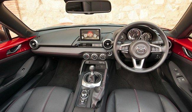 Родстер, вызывающий тонну радости. Обзор Mazda MX-5