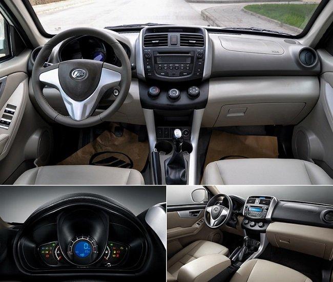 Lifan X60 или автомобиль для настоящих мужчин