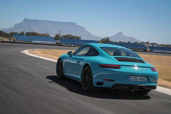 Обзор Porsche 911 Carrera GTS. На этот раз еще более привлекательного авто