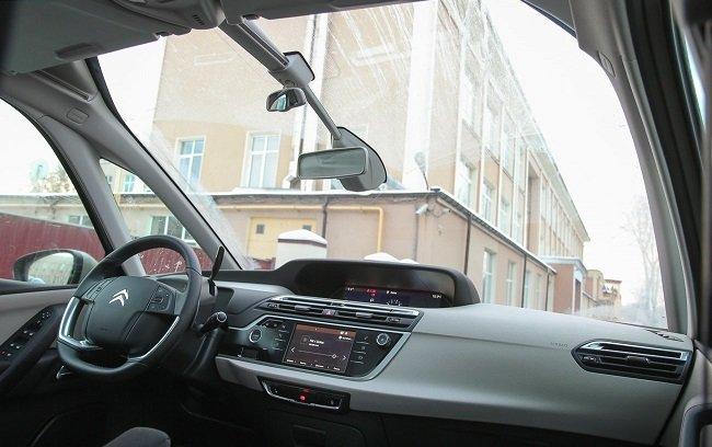 Citroen Grand C4 Picasso или автомобиль для любителей путешествовать
