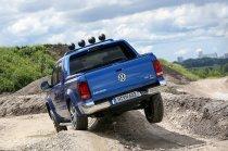 Новый Volkswagen Amarok. Насколько он далек от Touareg?
