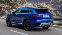 Симпатичный внедорожник Jaguar F-Pace
