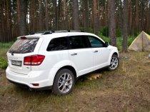 Тест-драйв кроссовера Dodge Journey
