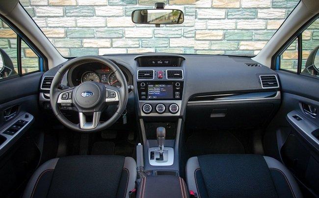 Тест-драйв обновленного Subaru XV