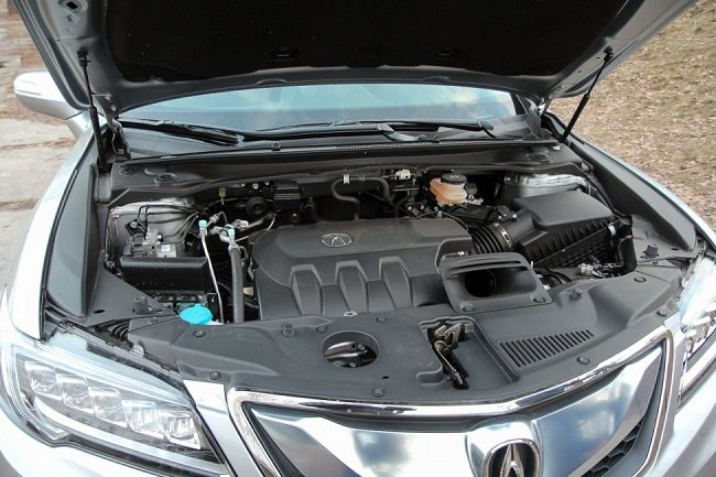 Тест-драйв гордого рыцаря Acura RDX