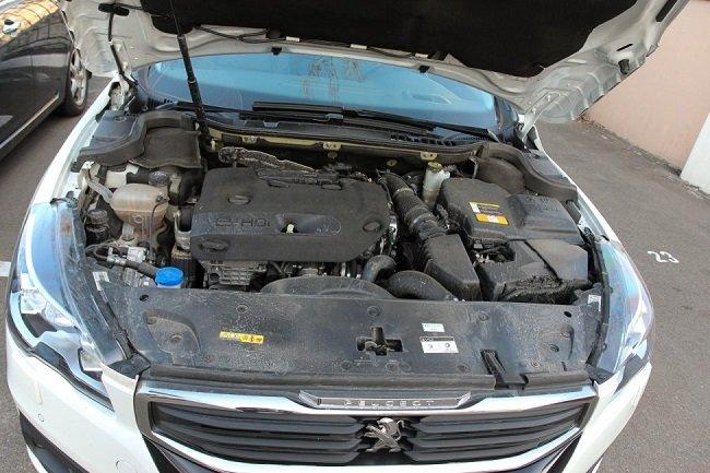 Обновленный флагман компании в лице Peugeot 508