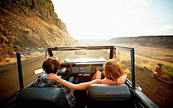 Как удачно отправиться в автомобильное путешествие