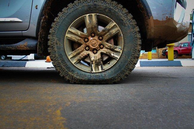 Тест-драйв шин для бездорожья. Nokian Rockproof