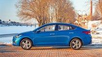 Знакомство с повзрослевшим седаном Hyundai Solaris второго поколения