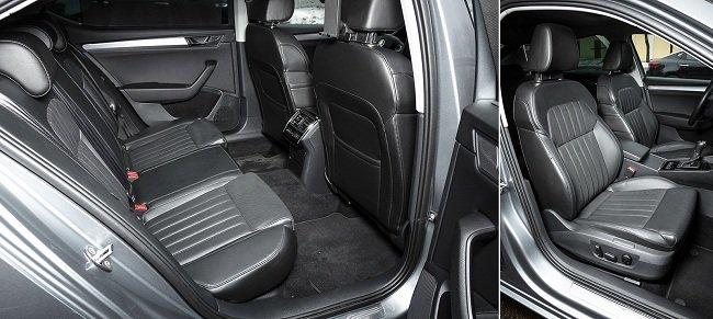 Сравнение конкурентов Toyota Camry в лице Skoda Superb и Kia Optima