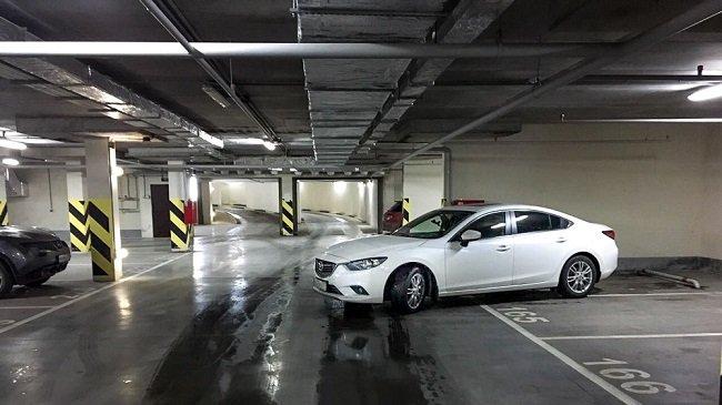 Советы правильной парковки. Чтобы автомобиль не поцарапали