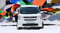 Тест-драйв микроавтобуса Toyota Noah S