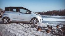 Тест-драйв мини-автомобиля Ravon R2