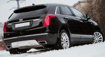 Тест-драйв Cadillac XT5