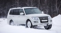 Тест-драйв последнего настоящего Mitsubishi Pajero IV