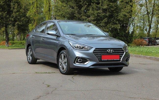 Обзор нового Hyundai Accent 2017