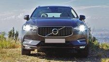 Тест-драйв умного Volvo XC60