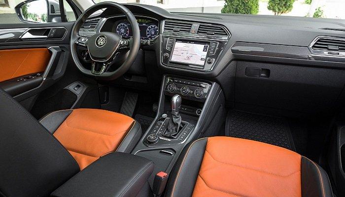 Крутой кроссовер ценой в 2 миллиона. Ford Kuga или VW Tiguan?