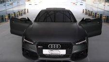 Мечта под названием Audi RS7: фото, характеристики, особенности эксплуатации