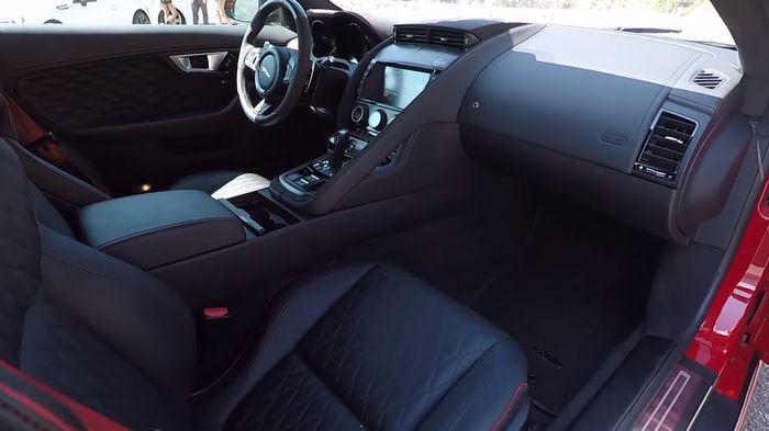 Тестируем Jaguar F-Type SVR: фото, характеристики