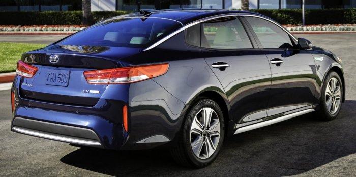 Обзор новых автомобилей от КИА