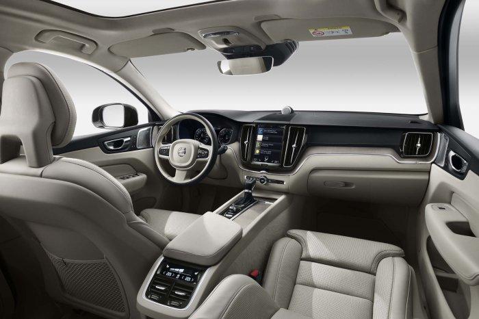 Особенности нового кроссовера Volvo XC60