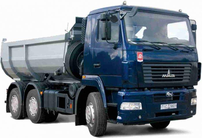 Грузовые автомобили МАЗ – оптимальный вариант для транспортировки грузов