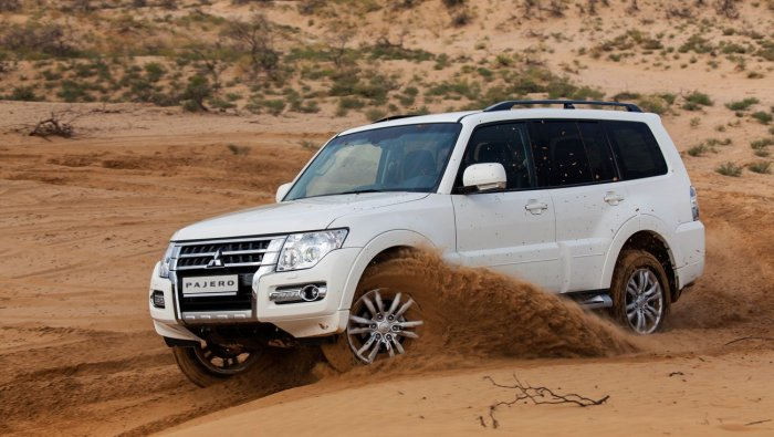 Новый Mitsubishi Pajero: быть легендой