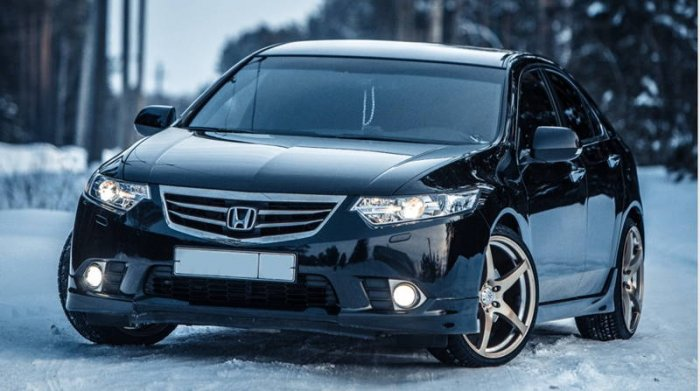 Разница между седанами Honda Accord 8 и Honda Accord 7. Сравнение и отличия