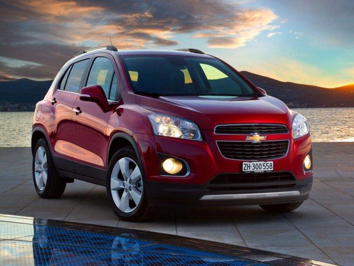 Почему Chevrolet Tracker – оптимальный кроссовер для Украины?