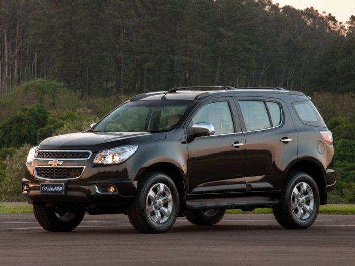 Chevrolet TrailBlazer: машина для туристов, делающих ставку на походы экстремальной направленности