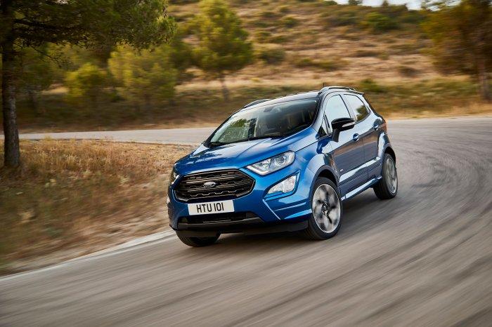 Ford EcoSport оценен в 630 тысяч рублей