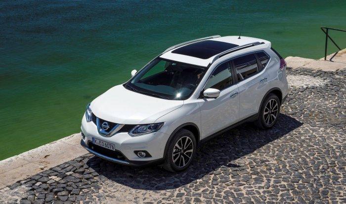 Другой Nissan X-Trail