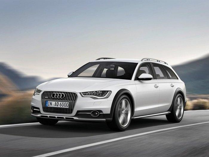 История Audi Allroad