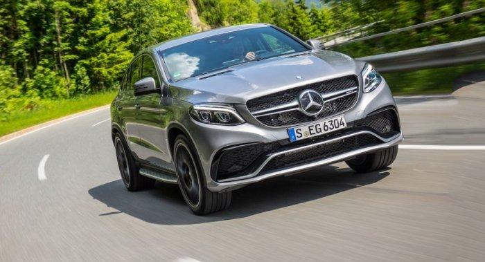 Mercedes-Benz. Очередная конкуренция немцев