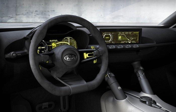Знакомство с Kia Niro Concept
