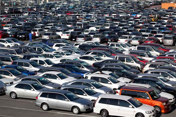 Автомобили б/у и их покупка