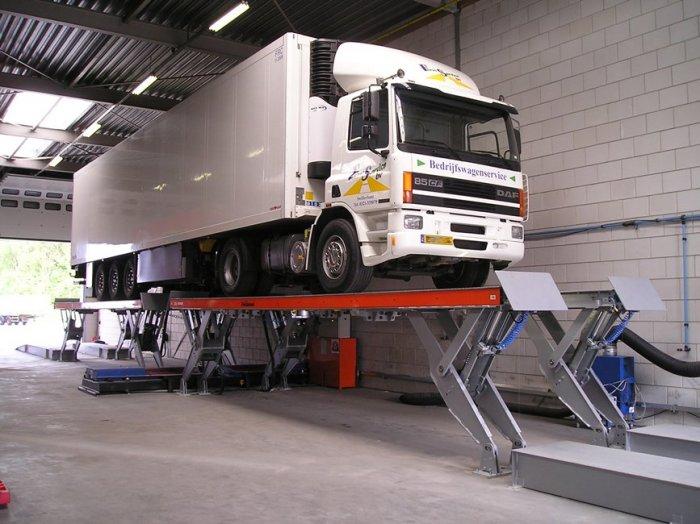 Типичные неисправности и покупка запчастей для грузовиков