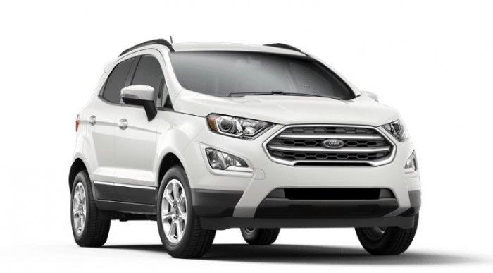Ford Ecosport: главные характеристики