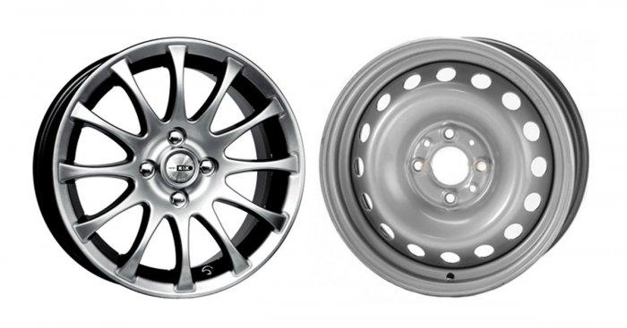 Особенности ремонта и правки литых и штампованных дисков