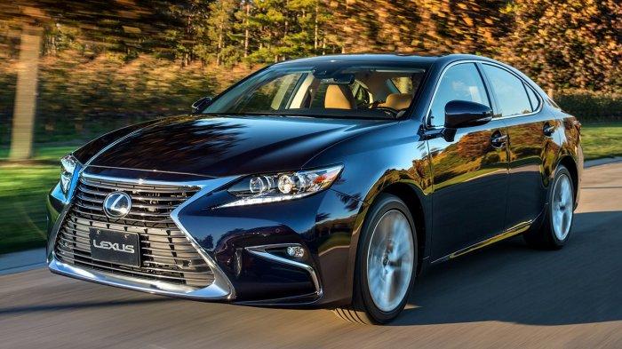 Особенности автомобиля Lexus ES
